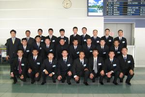 日本へ入国